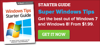 75+ ways to get the best out of Windows 7 and Windows 8